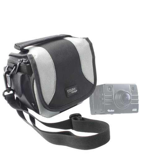 duragadget-portable-camera-case-with-padded-interior-multiple-zip-pockets-and-adjustable-shoulder-st