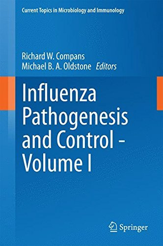 Influenza Pathogenesis and Control - Volume I (Current Topics in Microbiology and Immunology) (2014-10-08) par unknown