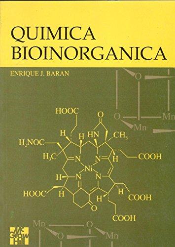 Quimica bioinorganica por Enrique J. Baran