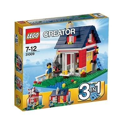 LEGO Creator 31009 - Bungaló