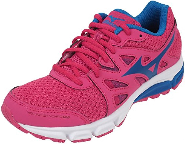 Mizuno - Zapatillas de running de Lona para mujer rosa rosa