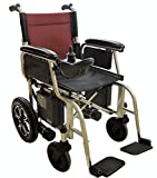 Dixi best quality foldable portable comfortable easy carry manual electric wheelchair