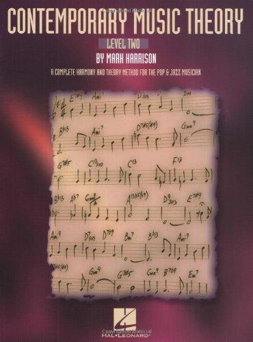 Contemporary Music Theory: Level 2 par Mark Harrison