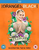 Orange Is The New Black: Seasons One .  Two & Three [Edizione: Regno Unito] [Blu-ray] [Import anglais]
