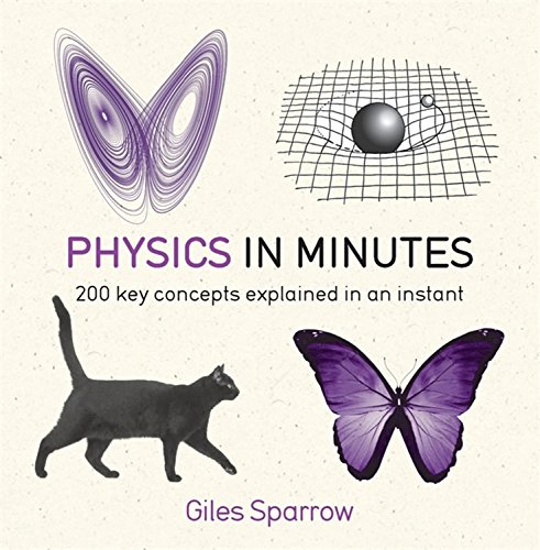Physics in Minutes (In Minutes (Quercus))