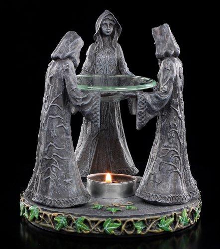 Wicca quemador de esencias - mágico compás - Set de figuras