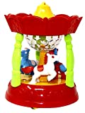 Babytintin™ Merry-Go-Round With light And Sound Carousel Toy