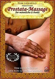 Prostata Massage - Der männliche G-Punkt