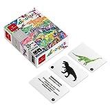 Dal Negro 57044 - Dinoquiz Gioco di Carte