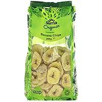 Suma Prepacks - Organic | Banana Chips - organic | 2 x 6 x 250g
