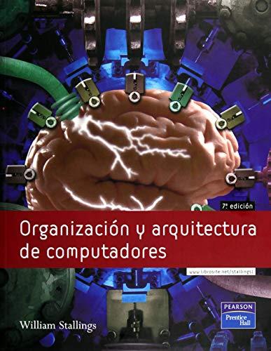 Organización y arquitectura de computadores por William Stallings
