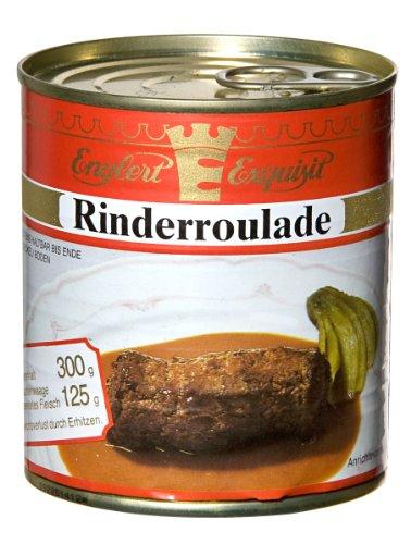 Englert Rinderroulade, 300 g. / Dose