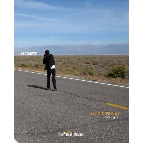 Honet : Majic Eyes Only (catalogue)