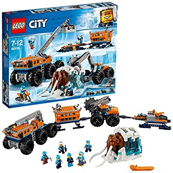 LEGO 60033 CITY ARTIC CINGOLATO ARTICO Arctic Ice Crawler