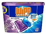 Wipp Express Detergente en Cápsulas Lavanda para Lavadora - 24 Lavados