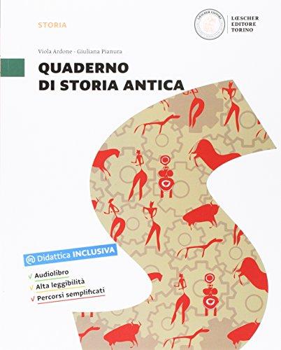 Indagine nella storia. Quaderno di storia antica. Per la Scuola media. Con e-book. Con espansione online