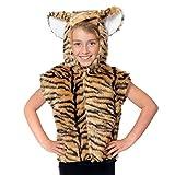 Déguisement Tigre pour les enfants. Taille unique 3-9 ans.