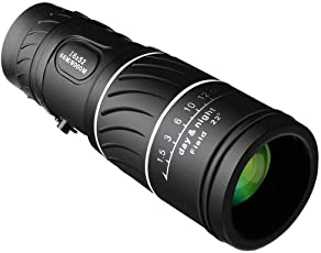 Egab 16x52 Dual Focus Optics Monocular Telescopes