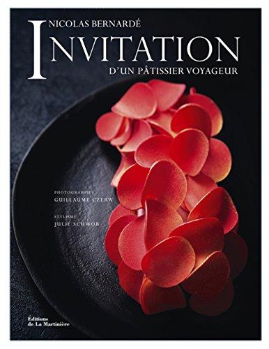 Invitation d'un pâtissier voyageur par Nicolas Bernarde