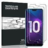 Vetro Temperato Huawei Honor 10, AVIDET Premium 9H Durezza Antigraffio Senza BolleVetro Temperato Screen Protector per Huawei Honor 10 - 2 Pezzi