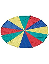 12 feet parachute with 8 handles by S&S Worldwide