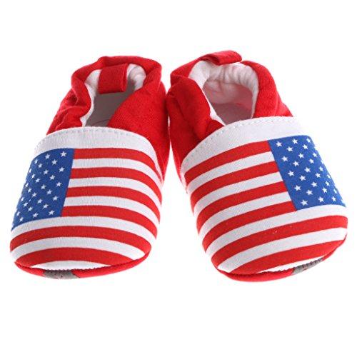 Sharplace Baby Toddler Anti-slip Infant Boy Girls Pram Crib Soft Shoes 0-12Months, Christmas Gifts