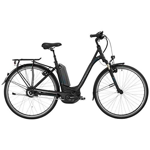 Bergamont E-Horizon N330 Wave Damen Bosch Pedelec Elektro Fahrrad schwarz/blau 2017: Größe: 52cm (170-188cm)