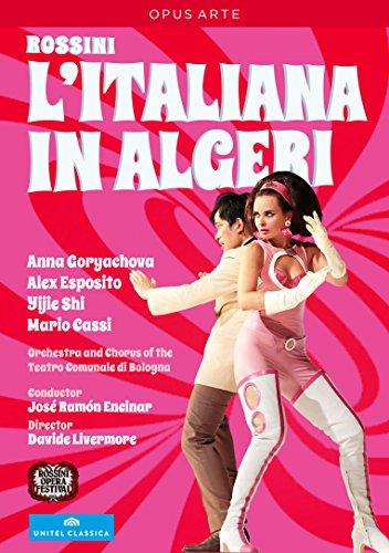 Rossini: L'Italiana In Algeri [DVD]