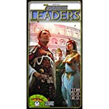 Image for board game Kids Play Time 7 Wonders Leaders Expansion Game - Age Group (13+)