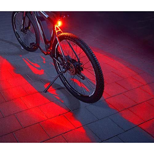 Imagen de Luz Trasera Para Bicicletas Fischer por menos de 15 euros.