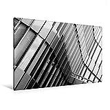 Premium Textil-Leinwand 120 cm x 80 cm quer, Zürich, UBS   Wandbild, Bild auf Keilrahmen,...