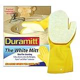Duramitt White Scour Cloth Mitt Ideal fo...