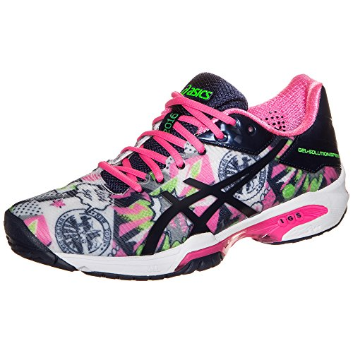 Asics Gel-Solution Speed 3 L.E. NYC Tennisschuh Damen 7.5 US - 39 EU