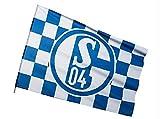 FC Schalke 04 Hissfahne/ Hissflagge