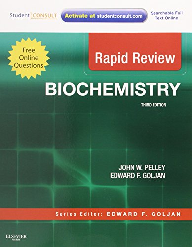 Rapid Review Biochemistry: With STUDENT CONSULT Online Access, 3e