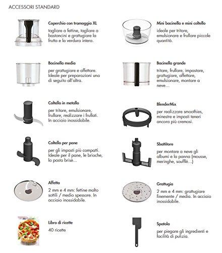 Magimix-Kchenmaschine-Compact-3200-Premium-XL-Saftpresse-inbegriffen-Schwarz