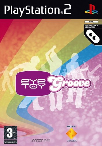EYETOY GROOVE PLATINUM PS2