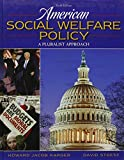 American Social Welfare Policy with MySocialWorkLab and Pearson eText (6th Edition) by Howard Jacob Karger (2010-12-31)