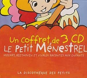 Coffret 3 CD : Le Petit Menestrel