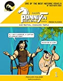 Ponniyin Selvan Comics: in ENGLISH (Fresh Floods - Aadi Festival -Vinnagara Temple Book 1)