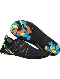 Gaatpot Aqua Zapatos Zapatillas Baño Deportivas de Agua Playa y Piscina Escarpines Mar Calcetines Surf Vacaciones