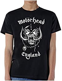 Motorhead England Front Only T-Shirt