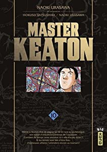Master Keaton Edition simple Tome 10