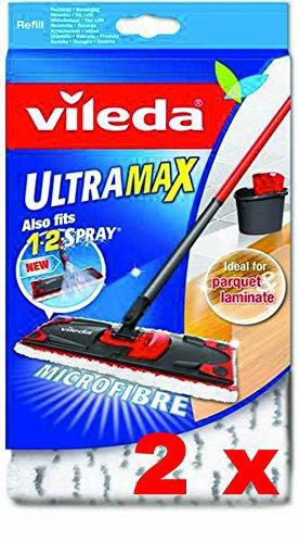 pack-of-2-vileda-ultramax-1-2-spray-replacement-microfibre-pad