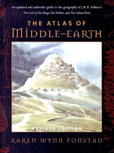 The Atlas of Middle Earth, Revised Edition