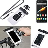 K-S-Trade® for Cubot S500 Bicycle Bracket Mobile Phone