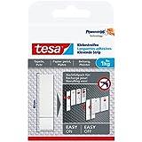 Tesa 77771-00-00 Lot de 6 Languettes adhésives pour papier peint 1 Kg