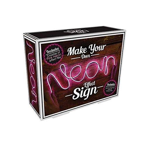 Neonlicht Schriftzug EFFECT SIGN zum Selberformen (Schriftzug)