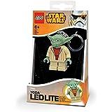 LEGO 23070-15 - Star Wars, Yoda Minitaschenlampe, 7.6 cm