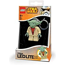 LEGO - Star Wars Yoda, mini linterna, 7,6 cm (23070-15)